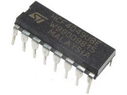 4049 6x budič invertující, DIL16 /MHB4049/ *
