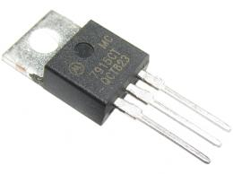 7915  stabilizátor -15V/1,5A TO220 *