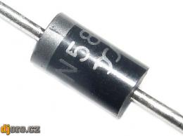 1N5822 dioda schottky 40V/3A DO27A