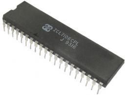 ICL7106CPL 3,5místný A/D převodník pro LCD, DIL40 *