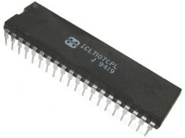 ICL7107CPL 3,5místný A/D převodník pro LED, DIL40 #