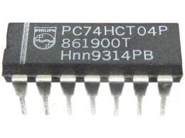 74HCT04