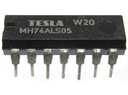 74ALS05 - BAZAR
