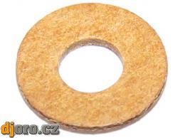 Papírová podložka 6,5/2,5mm tloušťka 0,5mm
