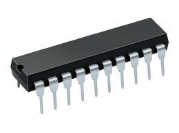 TDA7250 nf budič pro stereo zesilovač DIL20 *