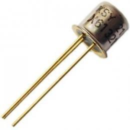 KSY21 tranzistor NPN 15V/500mA spinaci TO18 *