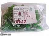 LED 2,5x5mm zelená difuzní LQ1812 *