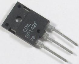 TIP142F N darl. 100V/10A 125W SOT93TO218