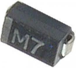 1N4007 SMD dioda uni 1000V/1A DO213AB