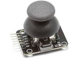 Joystick Keyes KY-023 s tlačítkem