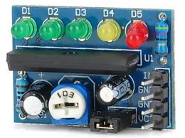 Indikátor úrovně signálu s KA2284