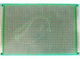 Univerzální DPS 8x12cm, 1260p, RM2,54mm, vrtaná, cínovaná