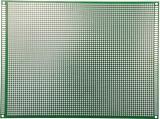Univerzální DPS 15x20cm, 4218p, RM2,54mm, vrtaná, cínovaná