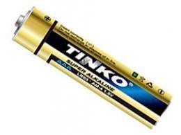 Baterie TINKO 1,5V AAA (LR03), alkalická