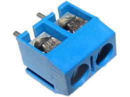 Svorkovnice do DPS 2pin šroubovací RM 5mm v10mm