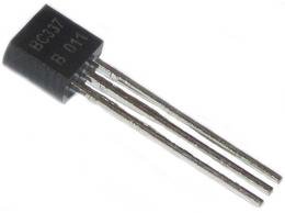 BC327-40 P 45V/0,5A 0,8W (ß250-630) TO92