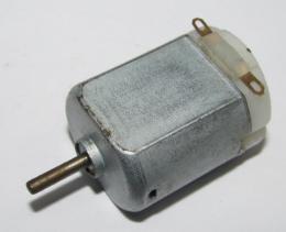 Motorek 3-5V/0,4A/17000RPM