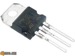 STP9NK50Z N MOSFET 500V/8A 125W TO220      =IRF840 #