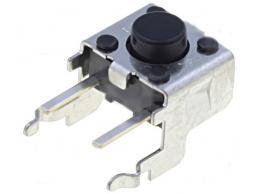 Mikrospínač 6x6mm úhlový v6,8mm *