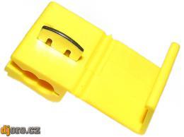 Rychlospojka paralelní žlutá,kabely 2,6-6,6mm2 *