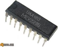 UAA180 (A277D) budič LED *