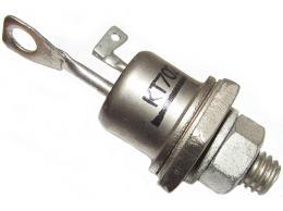 Tyristor KT702 100V/15A          TO65 *