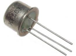 KT503 - tyristor 200V/1A, 10mA