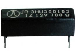JR 3HU300103 - jazýčkové relé 12V 700ohm