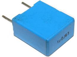 1u0/63V TC350-svitkový kondenzátor radiální
