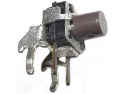 Mikrospínač 6x6mm úhlový v=6mm