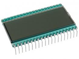 Displej LCD 3,5místný