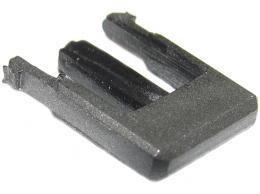 Hmatník 8x2mm plast